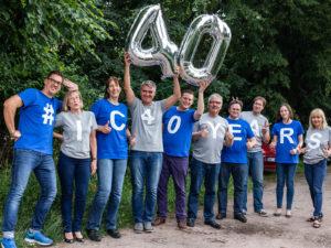 #IC40YEARS – Sommerfest zur Feier des 40-jährigen Jubiläums von IC