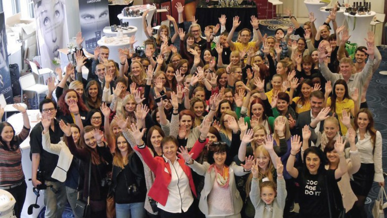 beautypress Blogger-Event Frankfurt Oktober 2015