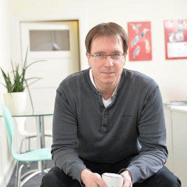 Andreas Meyer, Portrait Foto