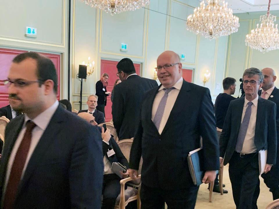 Deutschland und VAE – Konferenz im Berliner Adlon-Hotel, 0633