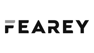 Logo The Fearey Group, black & white