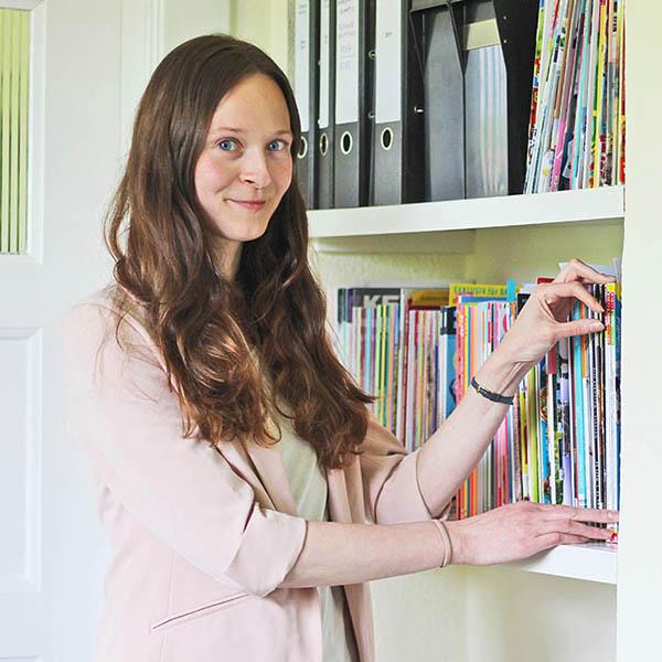 Rebecca Epmann, Portrait Foto